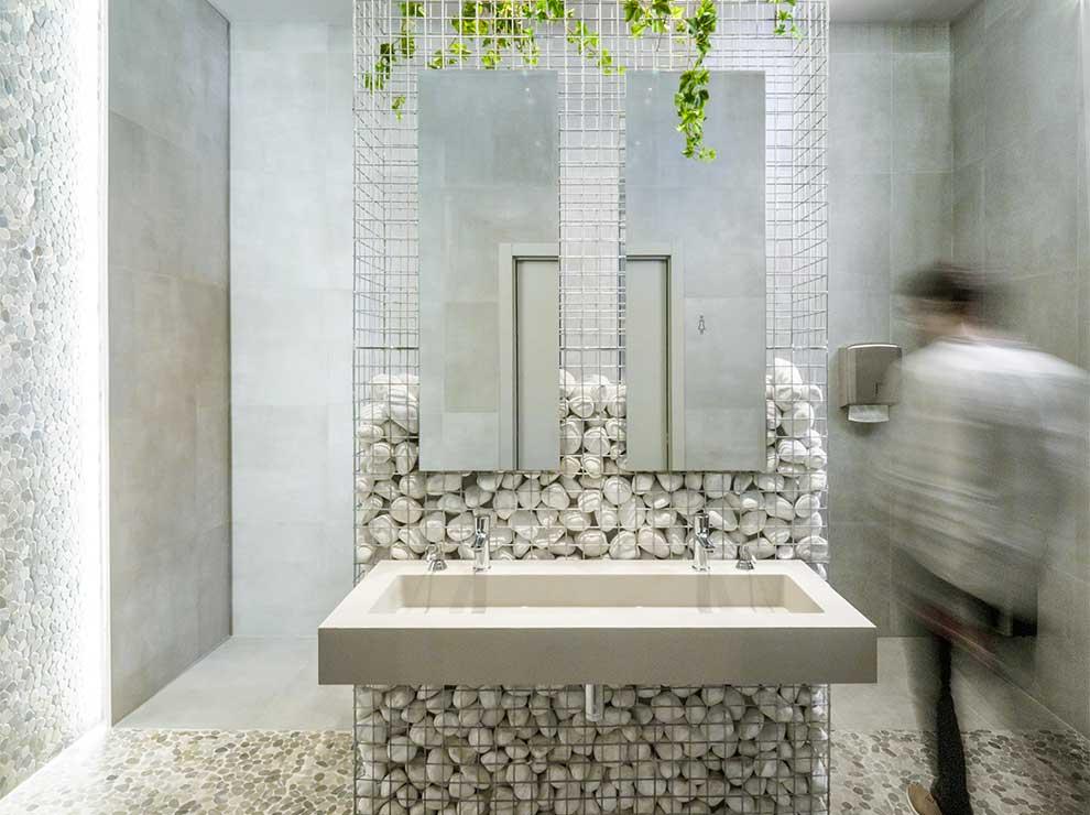 Interiorismo aplicado a baños modernos