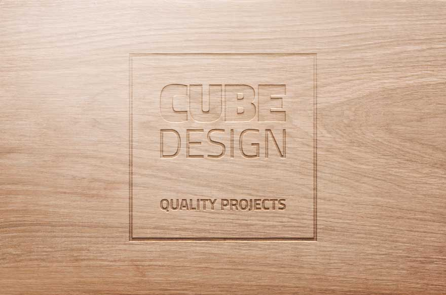 New corporate identity of Cube Design
