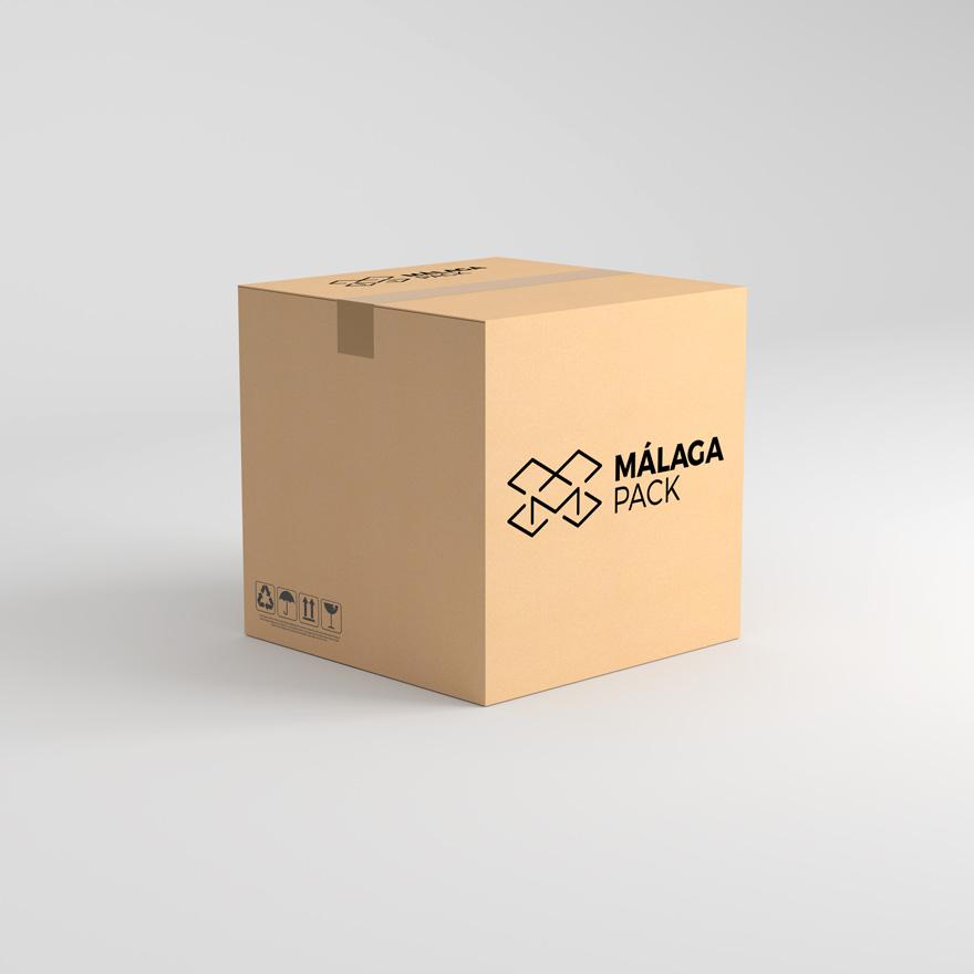 Imagen corporativa de Málaga Pack