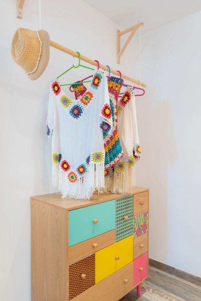 Mobiliario personalizado y decoración para diseño de casa en Almería