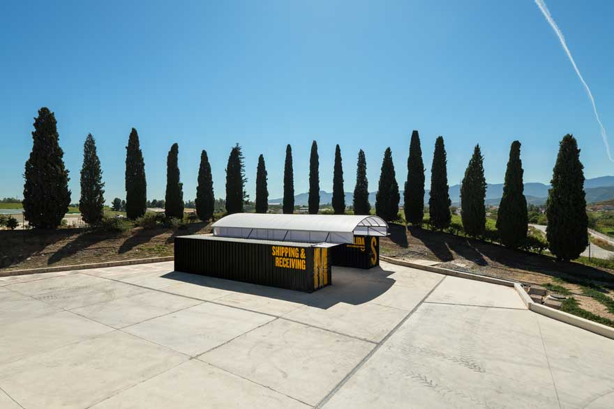 Arquitectura efímera con containers para Caterpillar