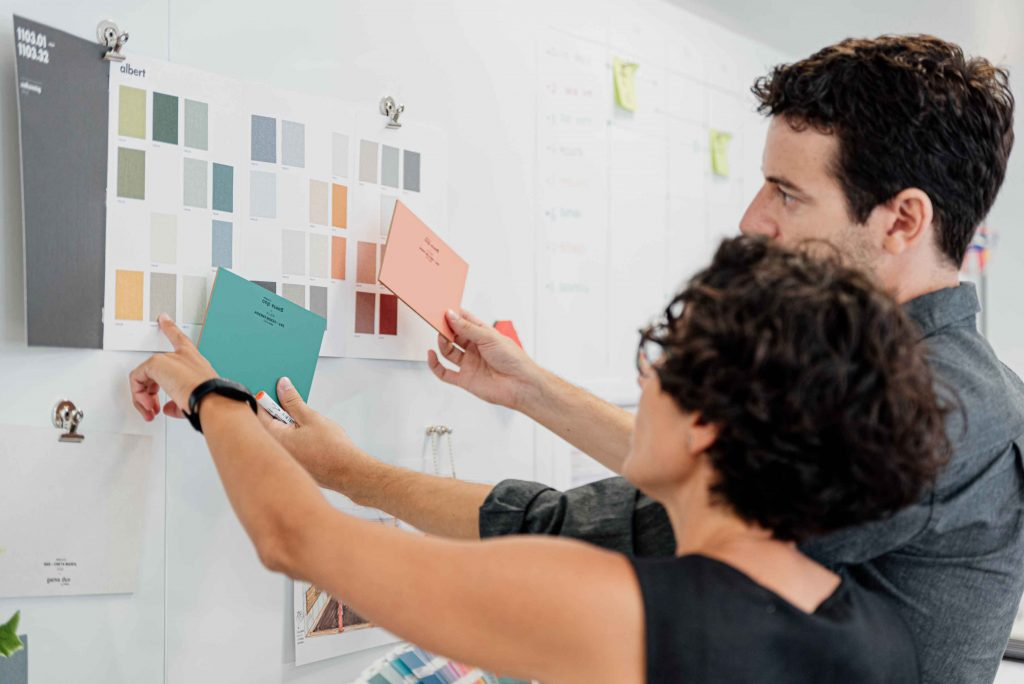 Filbak - Kanban y la metodología Agile en el diseño de oficinas