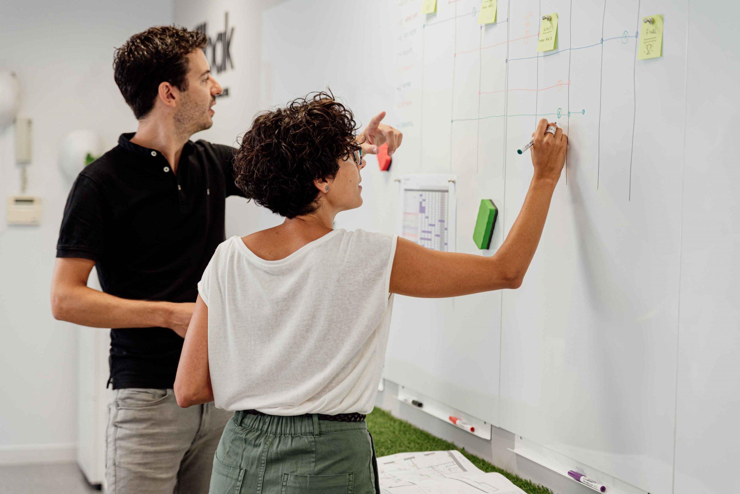 Filbak - Metodología Agile en el diseño de oficinas